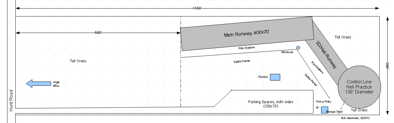 Field Layout Plan 3
